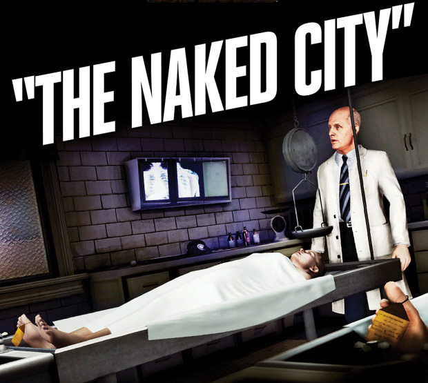 The Naked City is a GameStop-exclusive DLC Case