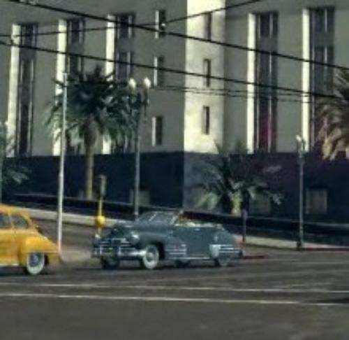 LA Noire Vehicles Locations Guide (Xbox 360, PS3