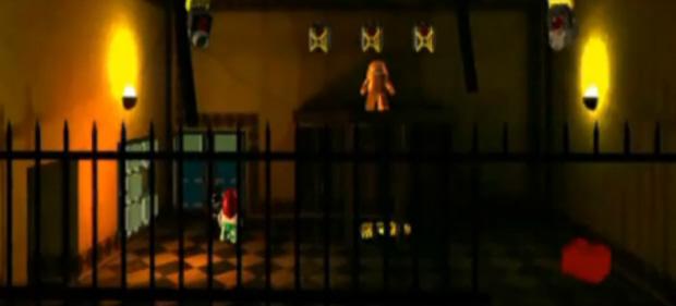Lego Batman Red Power Bricks locations guide screenshot