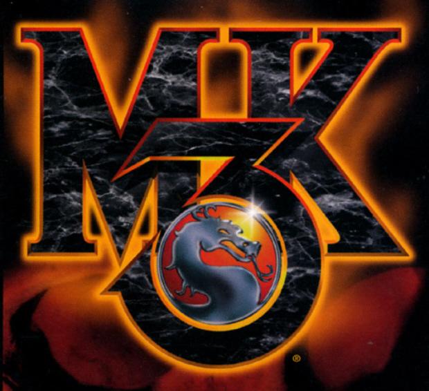 Mortal Kombat 3 logo