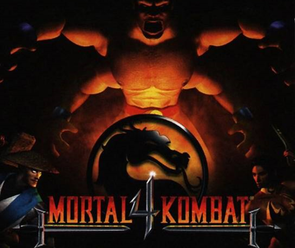 Mortal Kombat 4 (Para PC) (Mediafire)
