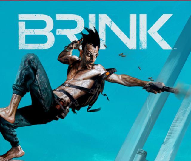 Brink Review Artwork