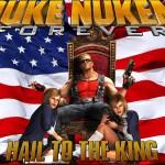 Duke Nukem Forever King Wallpaper