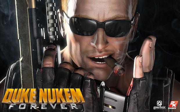 Duke Nukem Forever Wallpaper
