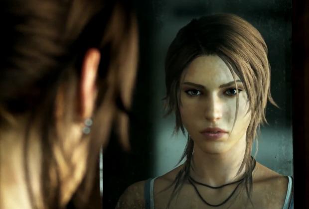 Lara Croft is still mighty hot in Tomb Raider 2012