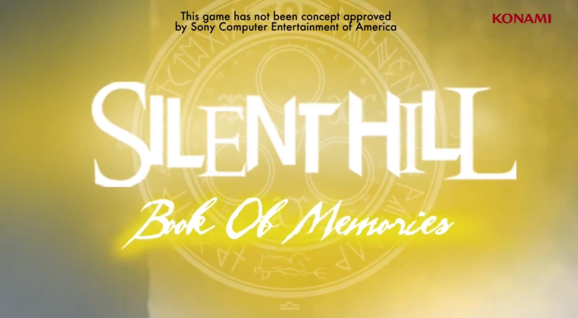 Новый трейлер Silent Hill: Book of Memories