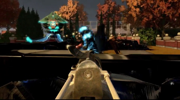 XCOM 2012 first-person shooting vs UFO action!