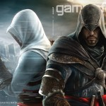 Assassin's Creed: Revelations Wallpaper Altair And Ezio