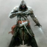 Assassin's Creed: Revelations Wallpaper Ezio Art