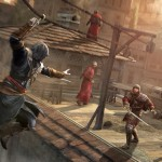 Assassin's Creed: Revelations Wallpaper Killing In Action