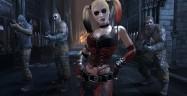 Batman: Arkham City Wallpaper of Sexy Harley Quin