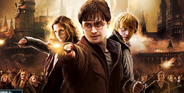 Harry Potter and the Deathly Hallows Part 2 walkthrough artwork
