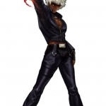 King of Fighters XIII K' Character Artwork