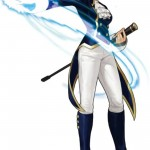 King of Fighters XIII Elisabeth Blanctorche Character Artwork