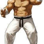 King of Fighters XIII Goro Diamon Character Artwork