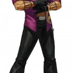 King of Fighters XIII Shen Woo Character Artwork