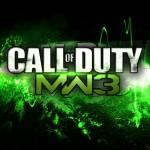 Call of Duty: Modern Warfare 3 Wallpaper Logo Splash