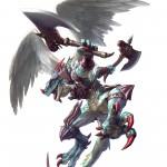 Soul Calibur 5 Aeon Artwork