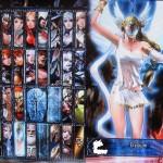 Soul Calibur 5 Elysium Artwork