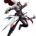 Soul Calibur 5 Ezio Artwork