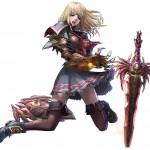 Soul Calibur 5 Pyrrha Omega Artwork