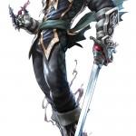 Soul Calibur 5 Raphael Artwork