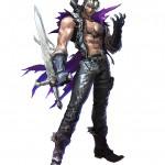 Soul Calibur 5, new character Zwei art