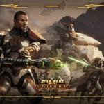 Star Wars: The Old Republic Wallpaper Bounty Hunter