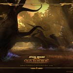 Star Wars: The Old Republic Wallpaper Massive Trees