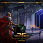 Star Wars: The Old Republic Wallpaper Ship Viewport