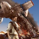 Uncharted 3 Wallpaper Drake's Destruction
