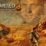 Uncharted 3 Wallpaper Old Map Style By Mattsimmo