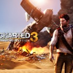 Uncharted 3 Wallpaper Plane Crash