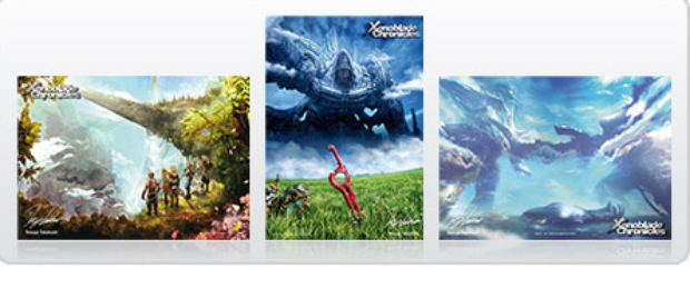 Xenoblade Chronicles Posters are limited edition pre-orders in Europe