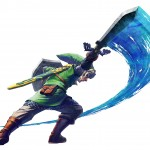 Zelda: Skyward Sword Wallpaper Link Attacks