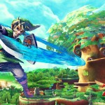 Zelda: Skyward Sword Wallpaper Village
