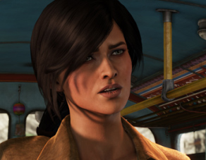 uncharted 3 characters list meet the cast