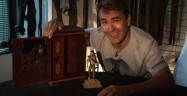 Uncharted 3 Collector's Edition Unboxing with Nolan North