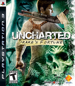 Uncharted-Drake's-Fortune-cover-art