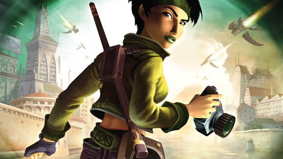 Beyond Good and Evil Boxart Image