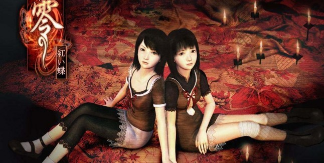 Fatal Frame 2 Crimson Butterfly Mio and Mayu