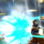 Dragon Ball Z: Ultimate Tenkaichi Blue Power Wallpaper