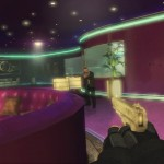 GoldenEye 007: Reloaded Wallpaper - The Golden Gun at the Night Club