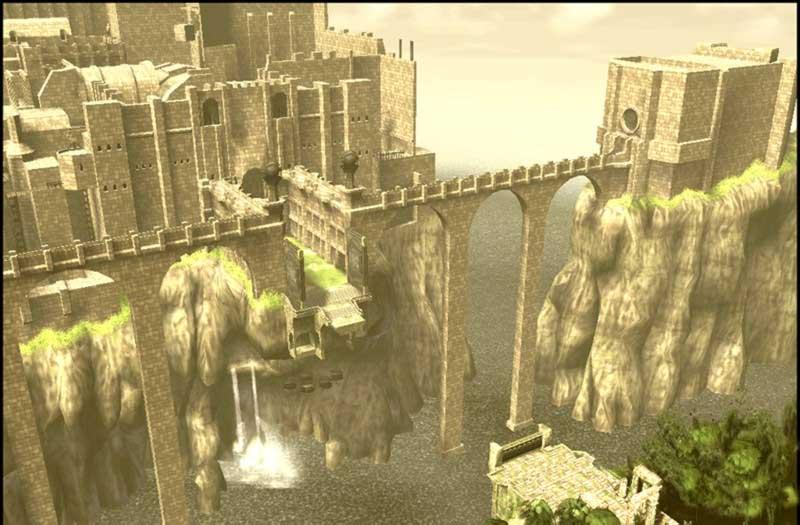 Our ICO Walkthrough Castle Guide