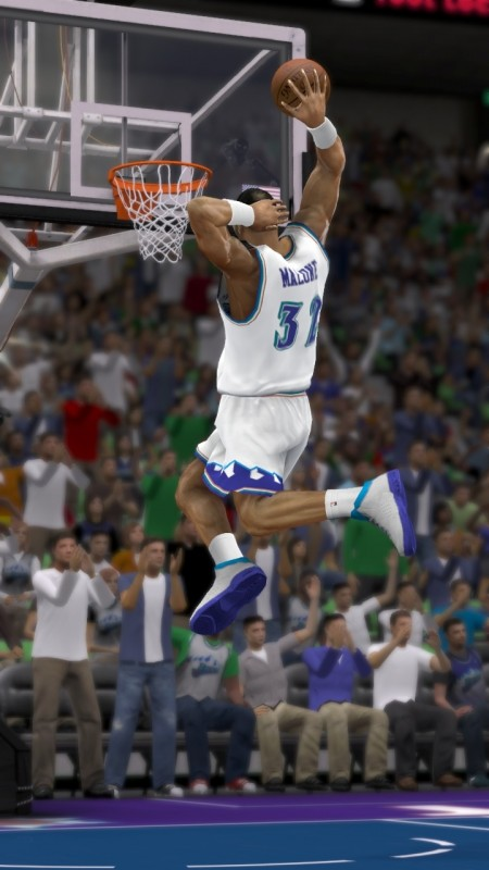 Karl Malone NBA 2K12
