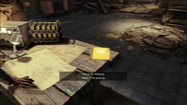 Collecting Journals in Resistance 3