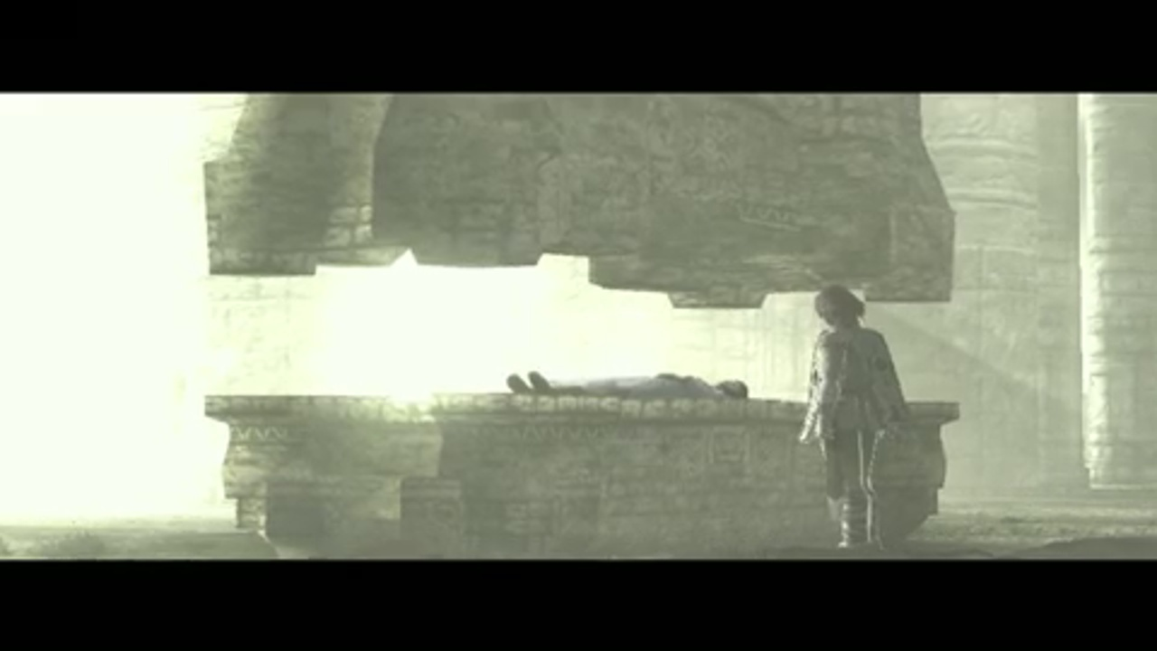 Shadow of the Colossus Trophies Screenshot