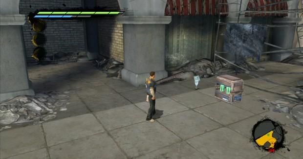 X-Men Destiny Dossier Location 1 Screenshot