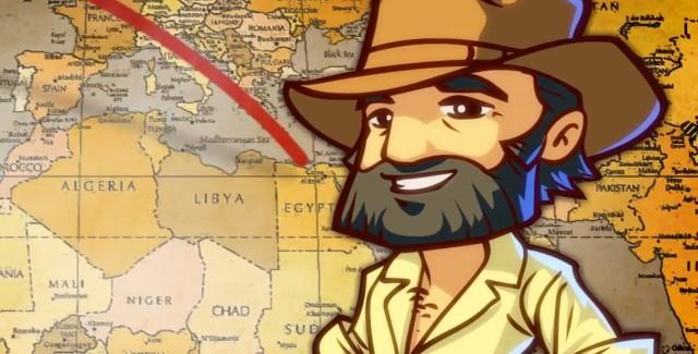 Adventure World Avatar Screenshot - Indiana Jones ftw