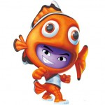 Disney Universe Nemo Artwork